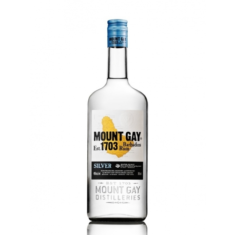 Mount gay Rhum Blanc silver 40° 70 cl Barbade