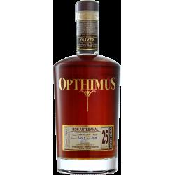 Opthimus Rhum Vieux 25 ans étui 38° 70 cl République Dominicaine