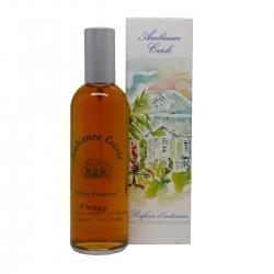 Parfums des îles parfum d'intérieur ambiance créole ambre spray 100ml