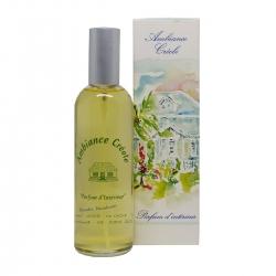 Parfums des îles parfum d'intérieur ambiance créole cannelle mandarine spray 100ml