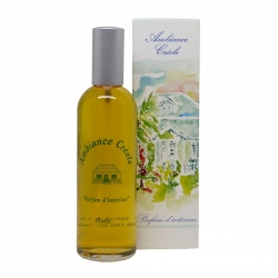 Parfums des îles parfum d'intérieur ambiance créole cèdre spray 100ml