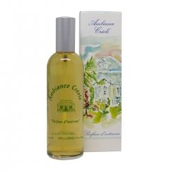 Parfums des îles parfum d'intérieur ambiance créole thé vert mentholé 100ml
