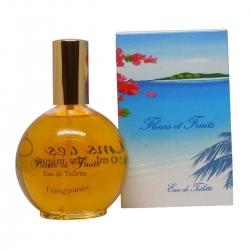 Parfums des îles eau de toilette frangipanier 120ml