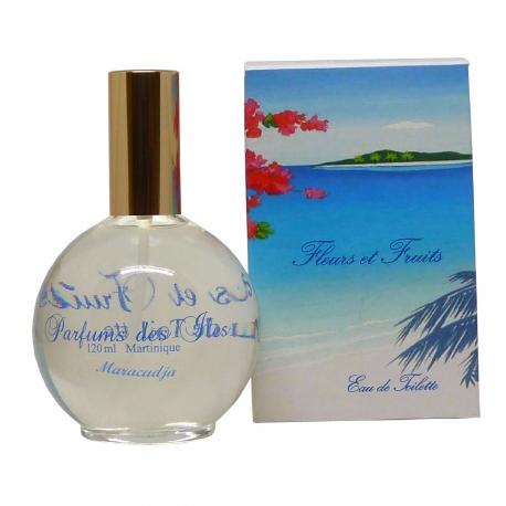 Parfums des îles eau de toilette maracudja 120ml