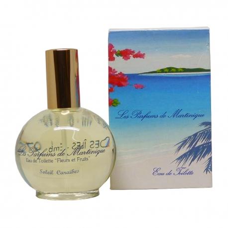 Parfums des îles eau de toilette soleil des caraibes 120ml