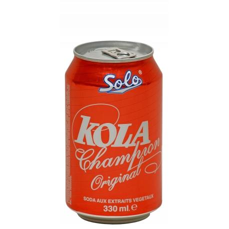 Solo kola champion soda 33 cl trinidad