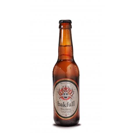 Bakfull bière bouteille 5° 33 cl