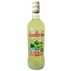 Madras mojito premium 15° 70 cl Guadeloupe