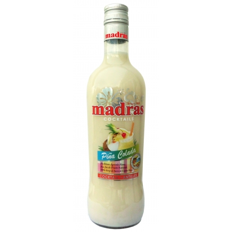 Madras Punch pina colada 18° 70 cl Guadeloupe