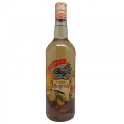 Longueteau Punch mangue 25° 1L Guadeloupe