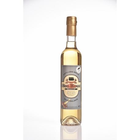 Bielle liqueur bois bande 40° 50 cl Marie Galante
