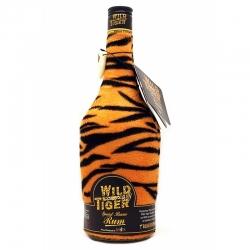 Wild tiger Rhum Vieux special réserve rum 40° 70 cl Inde