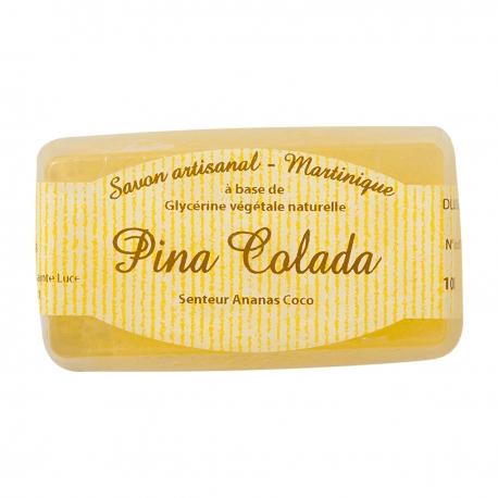 Parfums des îles savon Piña colada 100g