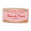 Parfums des Iles Savon à la Fleur de Tiaré 100g