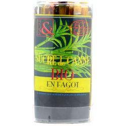Sucre & Cie Sucre de Canne Bio Fagots 150 g