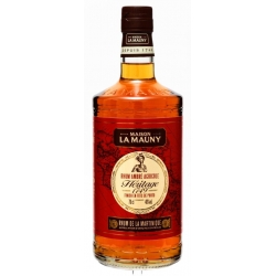 La Mauny Rhum Ambré Heritage 1749 finish Porto 40° 70 cl Martinique