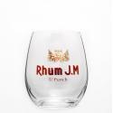 JM verres à Rhum vieux Aura boite de 6