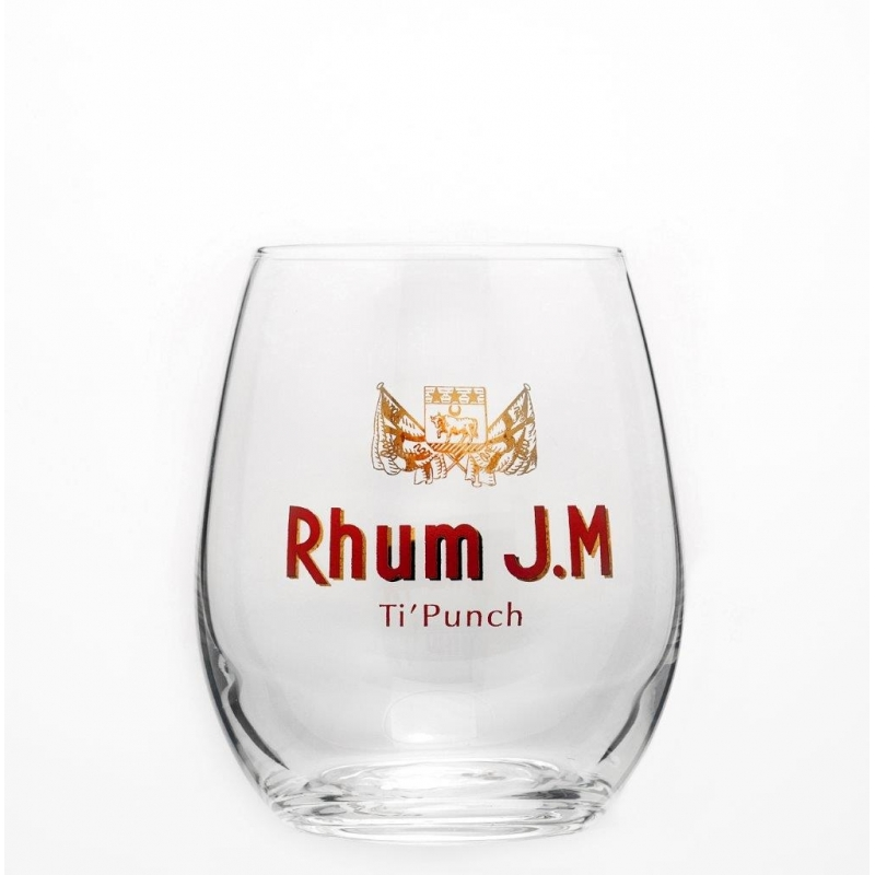 toucan verres rhum vieux boite de 6 verres de 13 5cl christian de montagu re. Black Bedroom Furniture Sets. Home Design Ideas