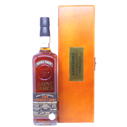 St James Rhum Vieux 1998 Single Cask 42,9° 70 cl Martinique