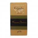 Pralus Chocolat Noir 75% Colombie tablette100 g