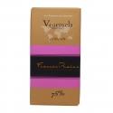 Pralus Chocolat Noir 75% Venezuela tablette 100 g