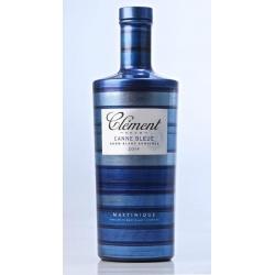 Clement Rhum Blanc Canne bleue 2014  50°  70cl Martinique