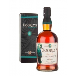 Doorly s Rhum Vieux 12 ans 40° 70 cl Barbade