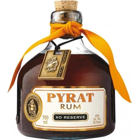 Pyrat Rhum Vieux XO 15 Réserve 40° 70 cl Caraïbes
