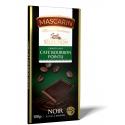 Mascarin Chocolat Noir Café Bourbon tablette 100 g