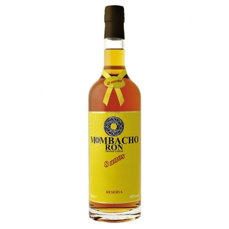 Mombacho Rhum Vieux 8 ans reserva 40° 70 cl Nicaragua