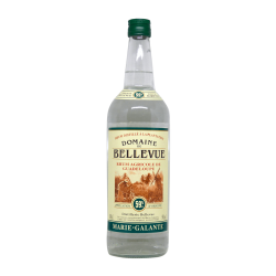Bellevue Rhum Blanc 59° 1L Marie Galante
