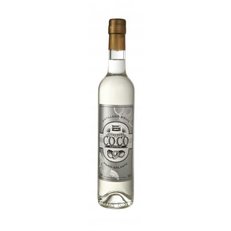 Bielle liqueur coco 24° 50 cl de Marie Galante