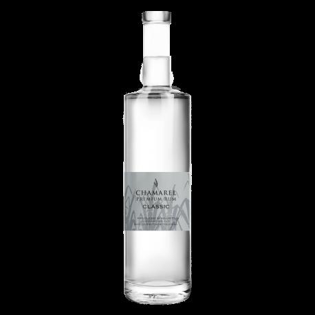 Chamarel Rhum Blanc Classic Premium 42° 70 cl Île Maurice