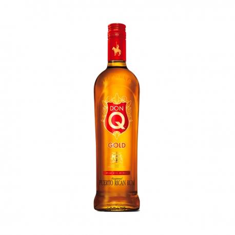 Don Q Rhum Vieux gold 40° 70 cl Porto Rico