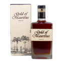 Gold of Mauritius Rhum Vieux 40° 70 cl Ile Maurice