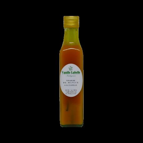 Vanille Labelle Vinaigre Mangue à la Vanille 25 cl