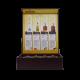 Damoiseau Rhum Coffret 4 olfacteurs X4 cl (Blanc gold vsop xo) Guadeloupe