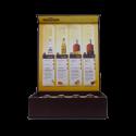 Damoiseau Rhum Coffret 4 olfacteurs X 4 cl (Blanc - Gold - VSOP - XO) Guadeloupe