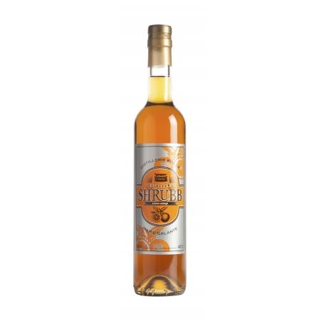 Bielle liqueur shrubb 40° 50 cl Marie Galante