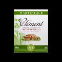 Clément Rhum Blanc 50° cubi 3L Martinique