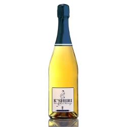 K' Shiri Pétillant d'Ananas bio sans alcool 75cl