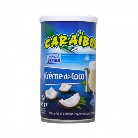 Caraibos Crème de Coco boite 425g
