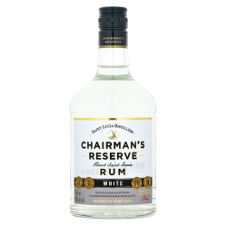 Chairman's Reserve Rhum Blanc 40° 70 cl Sainte Lucie