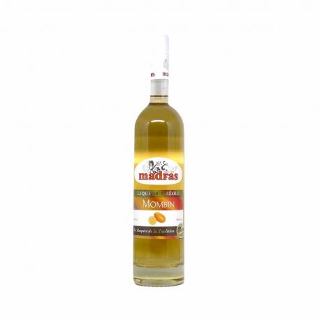 Madras liqueur créole au mombin 18° 50 cl Guadeloupe