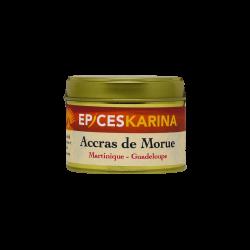 Épices Karina Epices accras de morue pot 45g