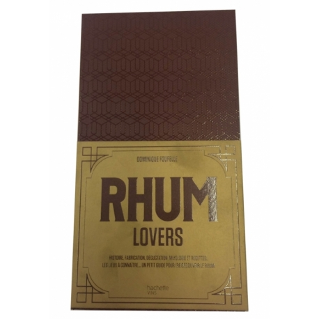 Rhum lovers Dominique Foufelle