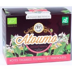 Bio Leaf Infusion Atoumo Bio boite 20 infusettes 30g