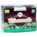Herboristerie Créole  Infusion Bio Citronnelle boite 20  infusettes 30g
