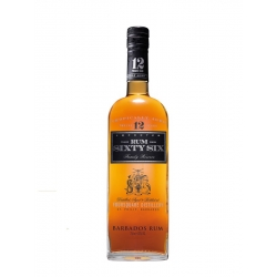 Sixty Six Rum Rhum Vieux  Family Reserve Rum 12 ans 40° 70 cl Barbade