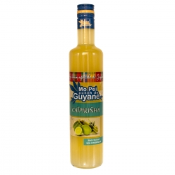 Mo pei Punch Cocktail Caïpirinha 18° 50 cl Délices de Guyane
